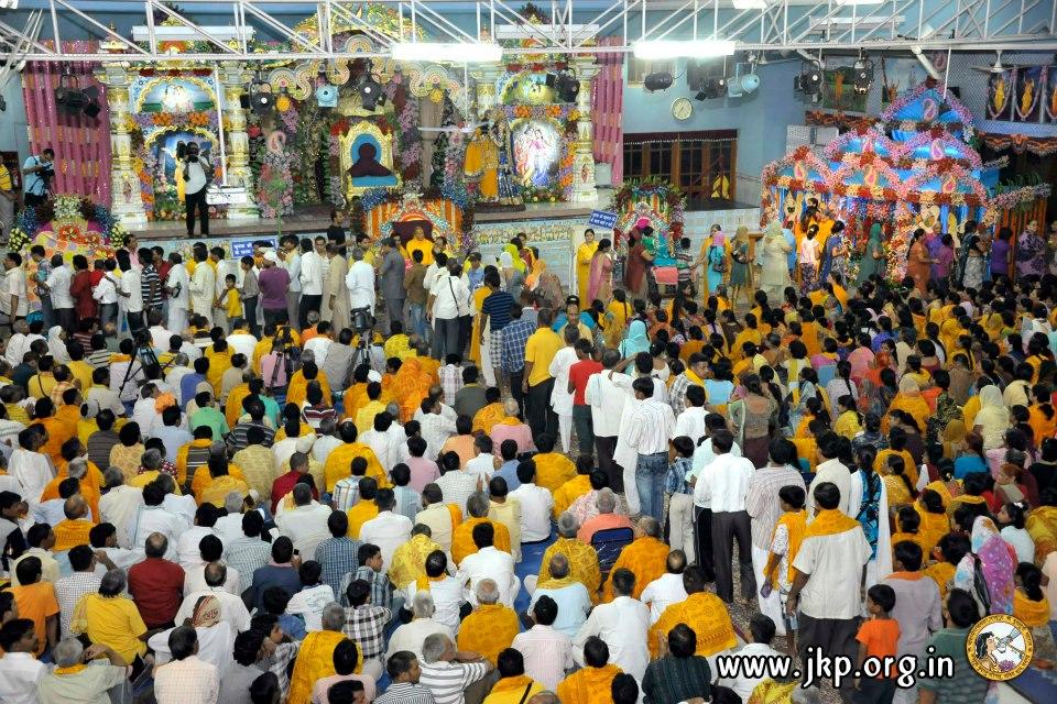 Jagadguru Kripalu Ji Maharaj Speech